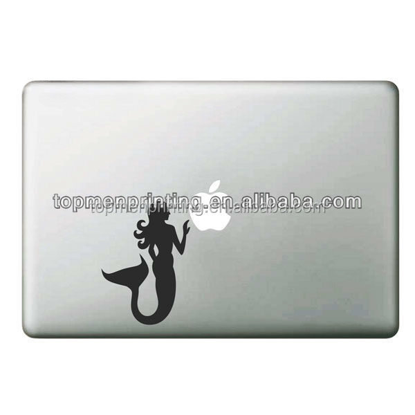 Factory price for your own decal sticker laptop skin for macbook