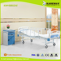 Hospital Furniture adjustable medical hydraulic icu electric hospital bed