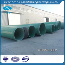 Model complete frp grp pipe line with ISO CE certification from Chinese supplier Keli