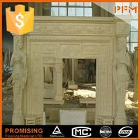 For garden fireplace back panel