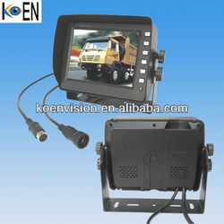 6.5 Inch Monitor Stable Quality Car TFT LCD Monitor