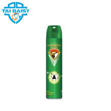 400ml oil based organic insecticide spray mosquito cockroach fly killer insecticide spray /aerosol insecticide