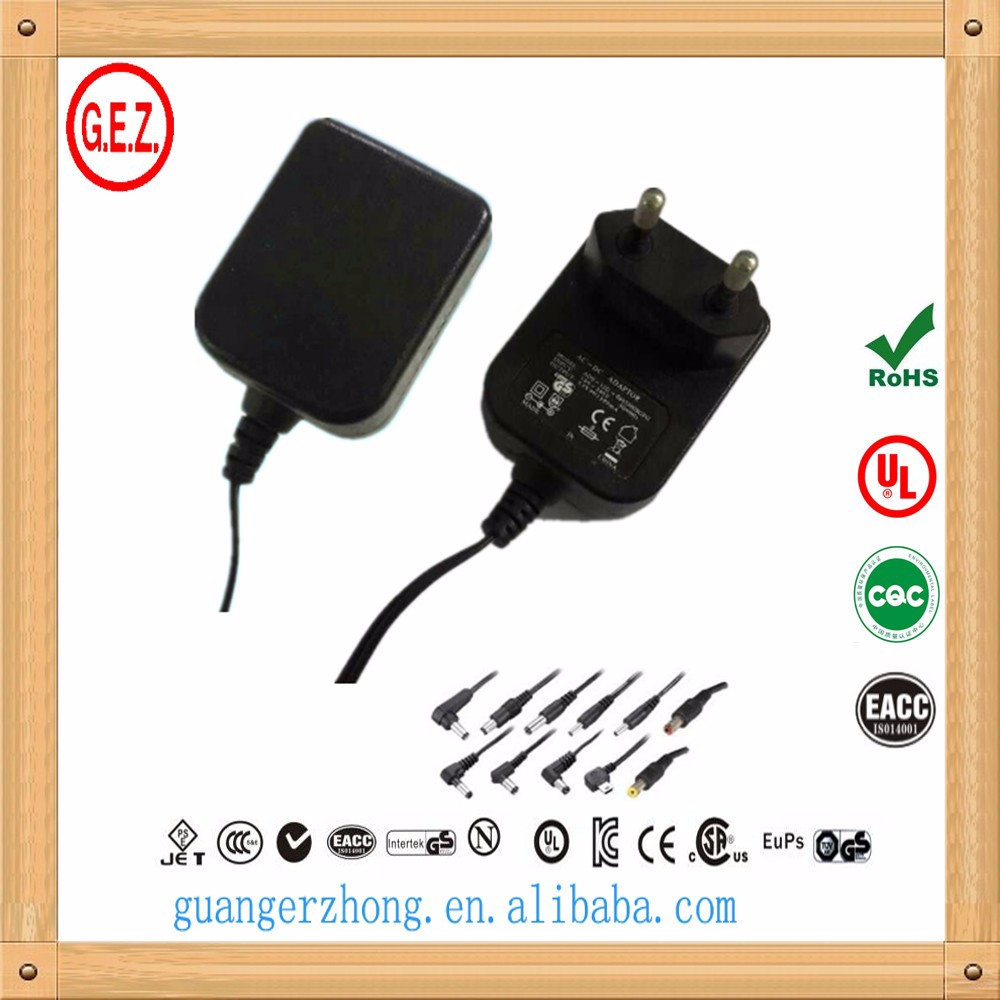 dc output 12v battery charger