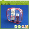 transparent pvc cosmetic bag travel bag for sale beach bag 2016