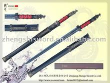 Handmade folded steel Zhouyu sword from Three Kindoms