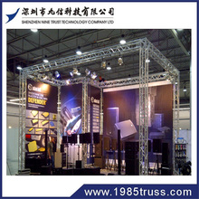 2017 new aluminum booth truss advertising stand exhibition booth, booth truss