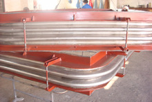 non-metallic compensator expansion joint