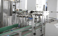 New products bottle shrink packing machine/ bottled water shrink film wrapping machine for sale