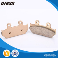 No noise RS 125 sintered motorcycle atv brake pads for HONDA ROAD BIKE