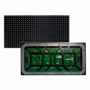 Outdoor full color led display module hub75 16*32 320x160 panels P10