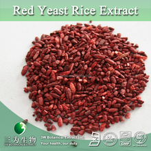 Red Yeast Rice Extract Lovastatin , Monascus Colour Food Coloring
