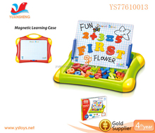 Kids drawing board with learning tools kids educational toys