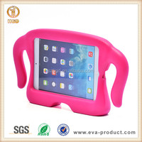 Multicolors available stand case for iPad Mini Kids cover shockproof