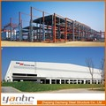 Prefabricated Building Steel Structure building construction Workshop Building