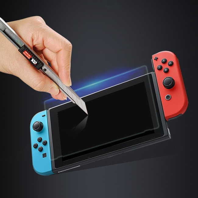 Anti-blue Tempered Glass 0.33mm 9H For Nintendo Switch Screen Protector