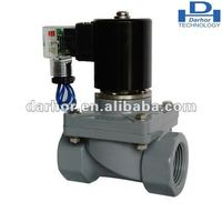 CPVC chemical solenoid valve for Trichloroethane
