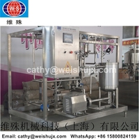 Complete Automatic Small Plate Milk Beverage