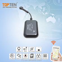 Go Everywhere Mini GPS Car Motorcycle tracker with Remote Engine Cut Internal Battery Memory Card