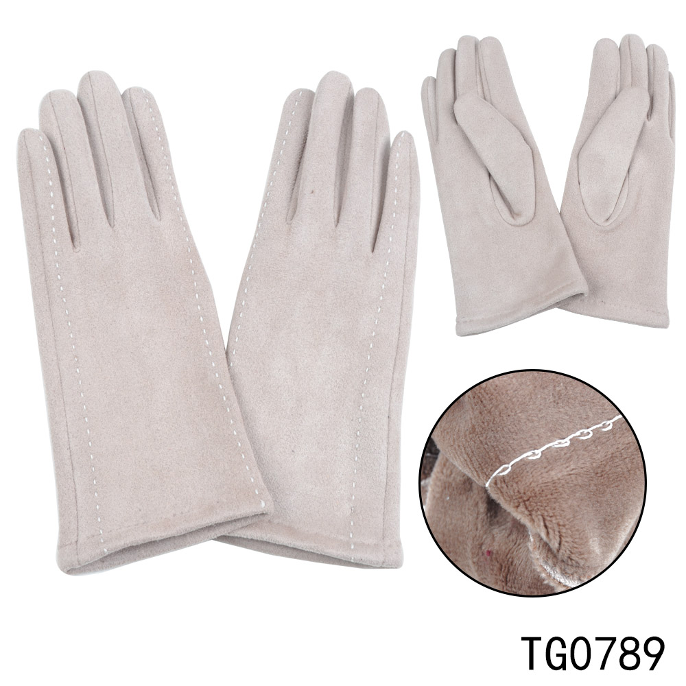 TOROS BSCI Approval Factory Cheap Wholesale Custom Glove Product True Touch Glove For Lady