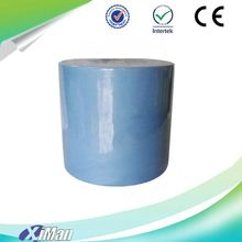 Economical from China microfiber cleaning cloth fabric roll for cleanroom