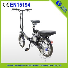 2015 easy and simple to handle electric bicycle fishing accessory kit material