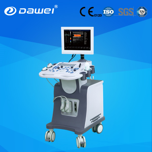 ultrasonic color doppler machine Health Diagnostic with linear probe for vascular measurement sale