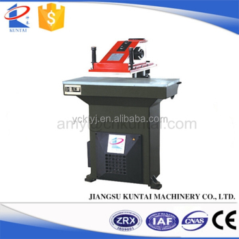Hydraulic Swing arm Cutting Press Machine for Footwear, Leather, Plastic, Rubber