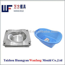 plastic baby bath injection mould with good quality/hot sale 2013 bathtub mold making