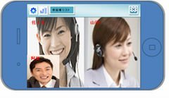 Super clear! Video Conference on your PC monitor: LiveOn