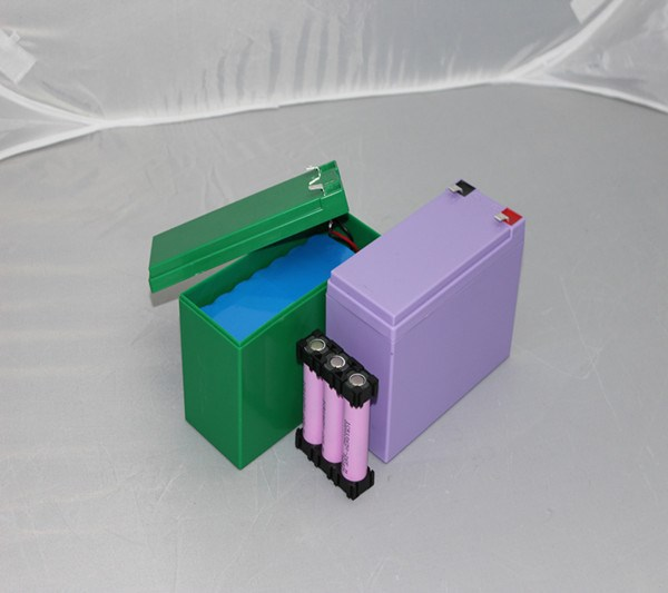 12v 7Ah reachageable lithium ion battery for UPS system