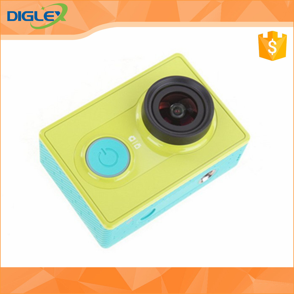Xiaomi Yi Camera Xiaoyi Action Sports Camera 16MP 4608X3456 1920x1080p 1010mAh WIFI Bluetooth 4.0 Standard Edition