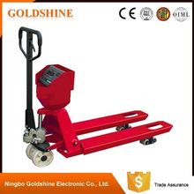 100% factory supply pallet jack weight capacity