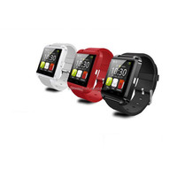 Cheapest fatory price of mobile watch phones android smart watch U8 smart watch