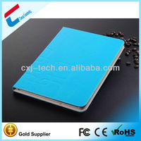 High Quality Luxury Tablet Case PU Leather Cover Stand Case Sleeve Pouch For iPad Air for ipad5