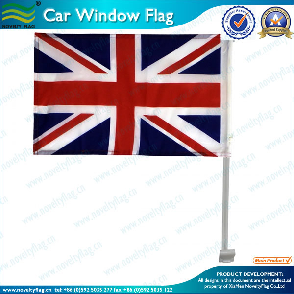 union jack car flag (*NF08F01049)