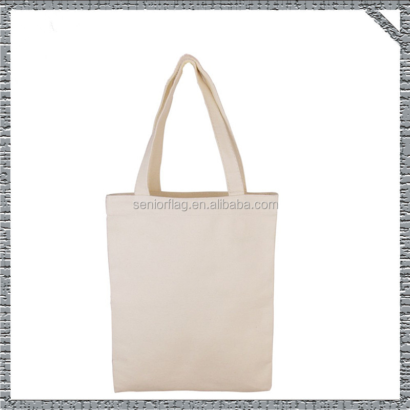 Factory direct price canvas tote bag blank canvas bag