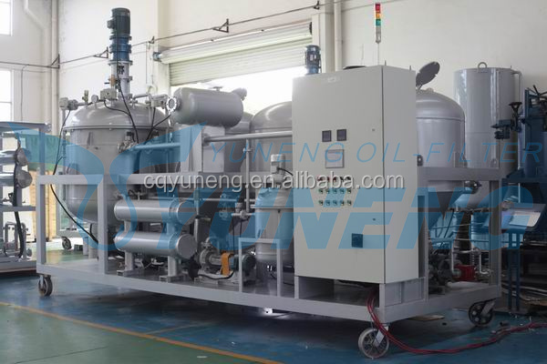 Used Engine Oil Regeneration Purifier to get base oil China Original