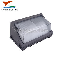 UL CUL DLC approved Indoor/outdoor used dimmable led wall pack light 50w 80w 100w 150w