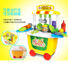 new plastic kitchen product tool set plastic kids play toys
