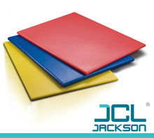 commercial large pe color cutting board