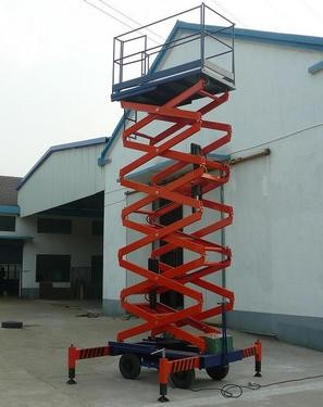 TOP Selling Facade Construction Hydraulic Lift Mechanism For Bed Suspended Platform with