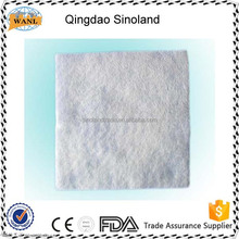 Disposable Hospital Non Woven Bedsore Prevention Antimicrobial Alginate Dressing