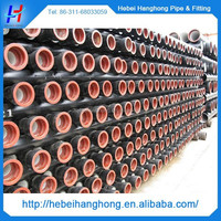 ASTM or API standard 12 inch steel pipe tubes with socket