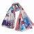 2019 new fabric new design lady scarf  Romantic spring atmosphere butterfly pattern shawl