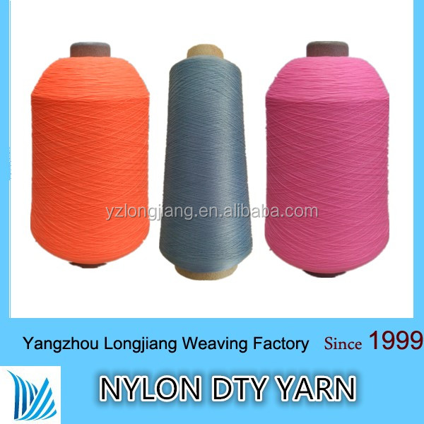 high quality nylon 6 dty yarn used parachutes