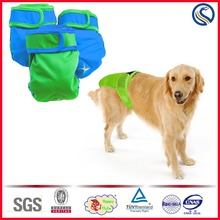 dog diaper factory happyflute washable male female Sanitary pet dog diapers