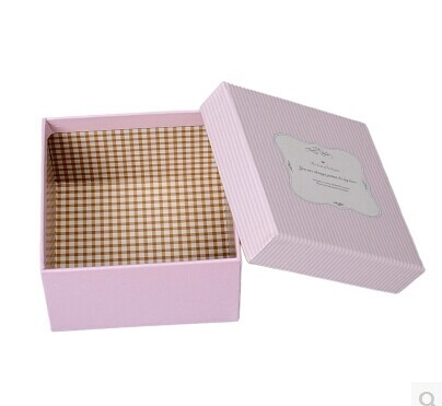 paper donut packaging box with cheap price