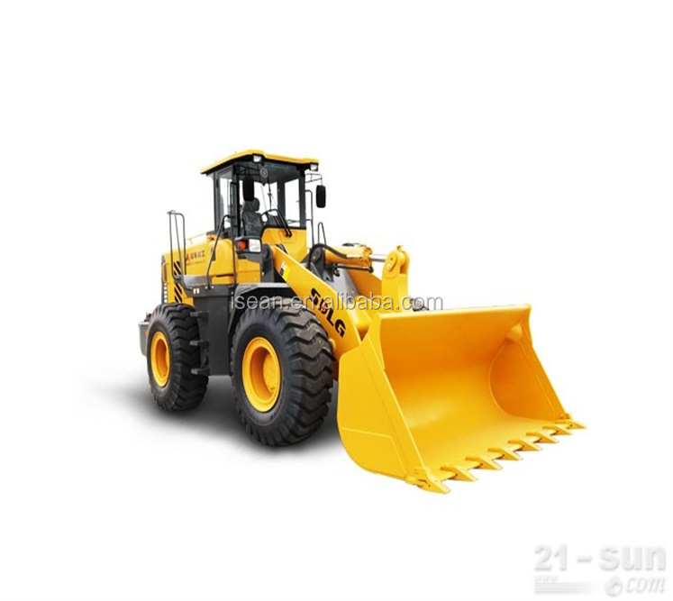 China 5t Wheel Loader/Small Wheel Loader/Used Wheel Loader With Cummin's Engine