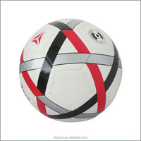 Italian Style Rubber Material Size 5 Soccer Ball Football