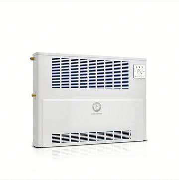 radiators cassette fan coil super slim water fan coil